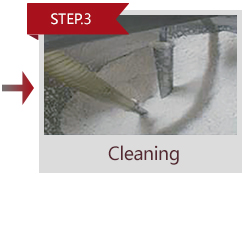 STEP3 Cleaning